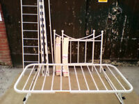 Two Single Bed Frames