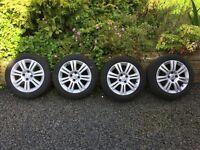 Vauxhall Alloy wheels & Winter Tyres