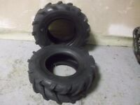 SCAG MOWER TYRE SIZE 16-6.50-8 MAY FIT OTHERS CHEVRON TYPE