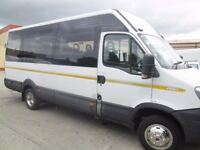 2007 Iveco Iris bus with tail-lift 15 seats uk bus has all the paper work
