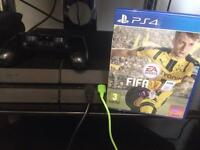 Ps4 500gb with fifa