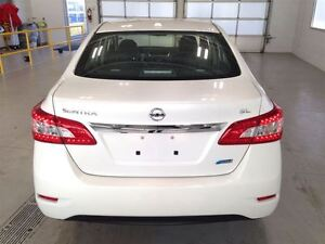 2013 Nissan Sentra SL| LEATHER| NAVIGATION| SUNROOF| BACKUP CAM| Cambridge Kitchener Area image 5