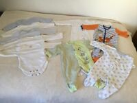 Bundle of baby boys clothes 3-6 months (winter)