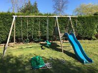 TP swing set. (SOLD)