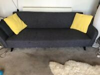 Made sofa bed - worth £400 selling for £50 as I have a new one coming