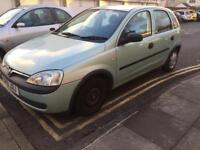 VAUXHALL CORSA CLUB 1.2/EXCELLENT CONDITION/CHEAP TO MAINTAIN/£870
