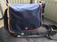 Crumpled Geekster Shoulder / messenger Bag- Like New