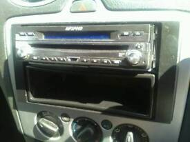 In car dvd player.
