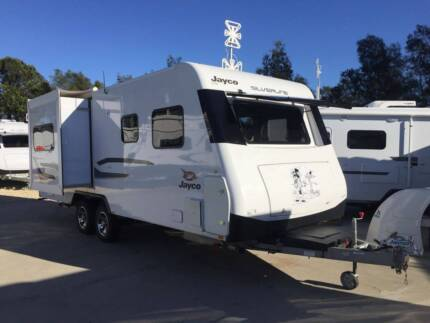 2016 Jayco 21.65-3 Touring Silverline Heatherbrae Port Stephens Area Preview