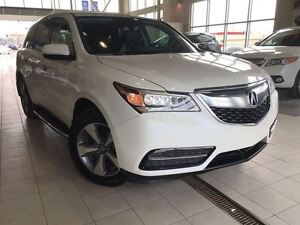 2016 Acura MDX Sequential Sport Paddle Shiting | All-wheel Drive