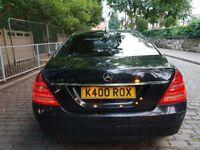Stunning Mercedes-Benz S Class 3.0 S320 CDI L Limousine 4dr Diesel 7G-Tronic