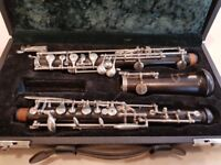 Howarth S20 oboe for sale. Recently serviced and in perfect working order