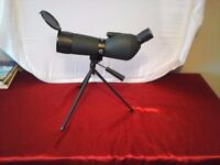 birdwatching scope 20-60x60, as new