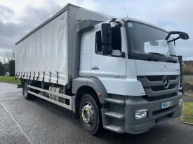AVAILABLE FOR CONTRACT HIRE - 2014 MERCEDES AXOR