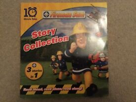 10 Minute Tales Fireman Sam Story Collection 3 Stories in 1 Book