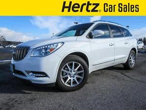 2016 Buick Enclave AWD, 3.6L V6, 7 Seat, DUAL PANEL MOONROOF, RE