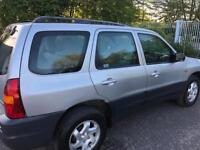 (( 4X4 )) MAZDA TRIBUTE 2.0 *4 WHEEL DRIVE*ESTATE (LARGE BOOT) MOT-JAN 2019*Excellent+like mazda 6