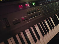 Korg DW 8000 Analogue / Digitial Hybrid Vintage Synth