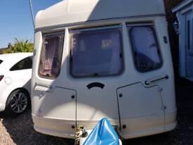 Vanroyce caravan sold