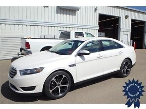 2015 Ford Taurus SEL All Wheel Drive, 35,069 KMs, Seats 5 People