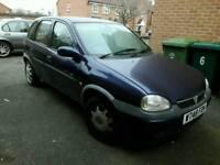 Vauxhall Corsa, 1.2, Blue