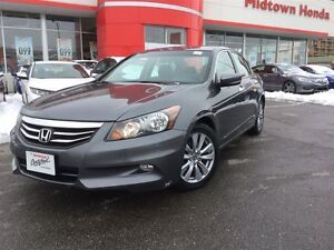 2012 Honda Accord Sedan EX-L w/Navi*Memory Seat*Backup Cam