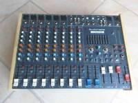 Studiomaster Vision8 Mixer- Boxed as NEW