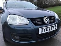 Volkswagen Golf 2.0 GT TDI AUTOMATIC - 2007 - Full Service History