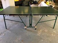 Jaques table tennis table new old stock