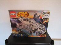 lego star wars imperial assualt carrier 75106
