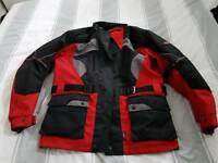 Lewis motorbike jacket