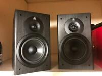 **only £15** Moduant Short MS10 Bookshelf Speakers