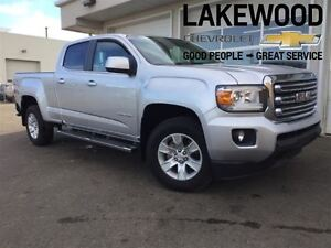 2015 GMC Canyon SLE (Spray In Box Liner, Bluetooth, Reverse Cam)