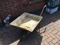 Wheelbarrow for sale.
