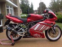 Ducati 900SS 2007 very low miles