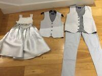Silver/grey wedding bundle KIDS