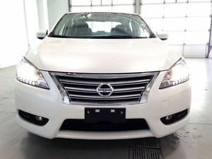 2013 Nissan Sentra SL| LEATHER| NAVIGATION| SUNROOF| BACKUP CAM| Cambridge Kitchener Area image 9