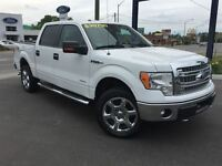2013 Ford F-150 XLT XTR 4X4 *EcoBoost * 20 in Chrome Wheels*