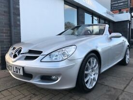 Mercedes-Benz SLK 1.8 SLK200 Kompressor 2dr ONLY 48559 GENUINE MILES
