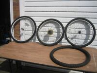 BIKECYCLE WHEELS FOR SALE