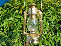 Brass Dietz Hurricaine Lamp for sale Camping Yachting Garages