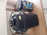 Fluvial 106 external filter