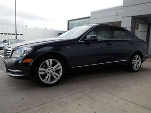 2013 Mercedes-Benz C-Class C300 4Matic, Ensemble Prenium, Toit,