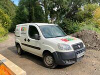 Fiat, DOBLO, Car Derived Van, 2009, Manual, 1248 (cc)