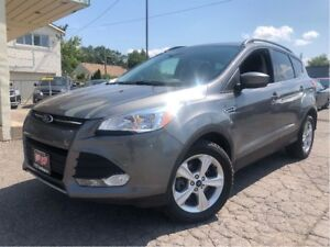 2014 Ford Escape SE 4x4 NAVIGATION MOONROOF LEATHER