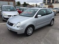 Volkswagen Polo Automatic with Only 66.000 Miles !!