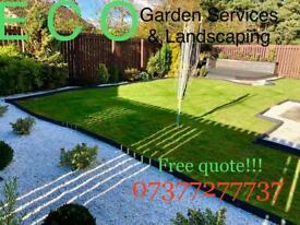 ECO Garden Services & Landscaping