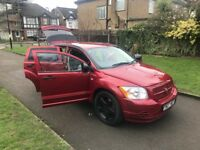 Dodge Caliber 2.0 SXT CVT 5dr, 6 MONTH WARRANTY, FULL SERVICE HISTORY