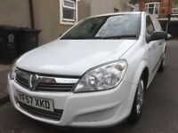 Vauxhall Astravan 1.3 Cdti Low Fuelcost Bargain Expecting first child only reason for sale.