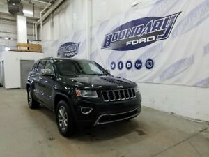 2014 Jeep Grand Cherokee Limited W/ 4WD, 3.6L V6, Auto